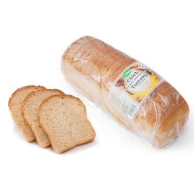 Chleb tostowy z lecytyną krojony 350g