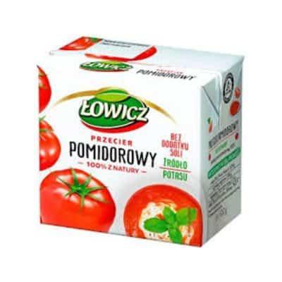 Przecier pomidorowy Łowicz 500g
