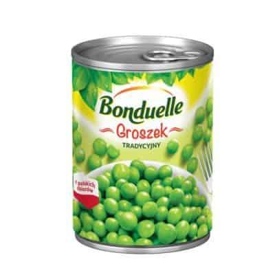 Groszek konserwowy Bonduelle 400 ml