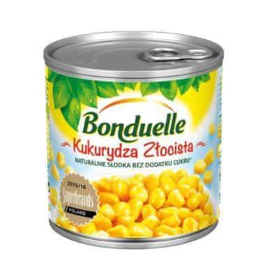 Kukurydza konserwowa Bonduelle