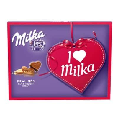 Praliny I love Milka 110g