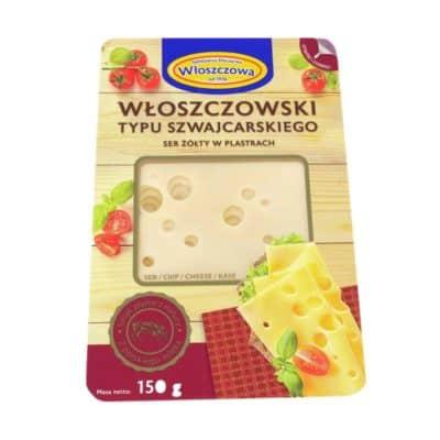Ser żółty plastry 150g różne rodzaje