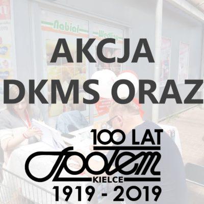 Akcja z DKMS