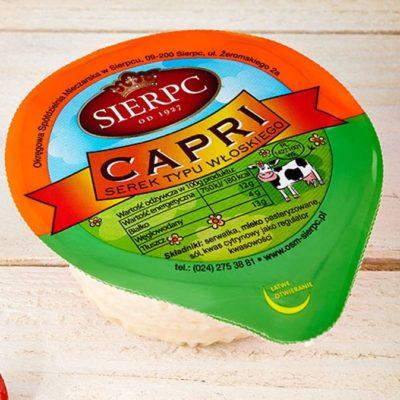Ser Capri typu włoskiego 220 g