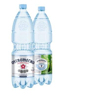 Woda mineralna Ostromecko