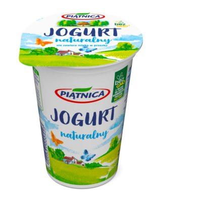 Jogurt naturalny 170 g. OSM Piątnica
