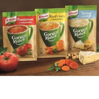 Gorący kubek Knorr 12-19 g