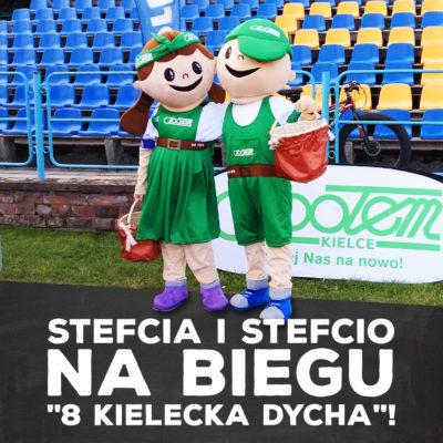 8 Kielecka Dycha ze Stefciem i Stefcią!