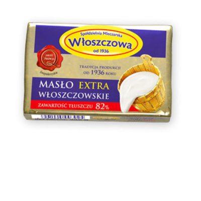 Masło 200g WŁOSZCZOWA