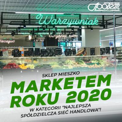 MIESZKO – Market Roku 2020!