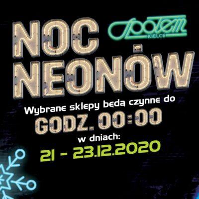 Noc Neonów!