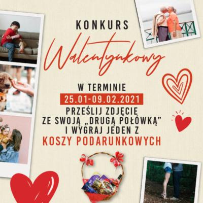 Walentynkowy Konkurs od SPOŁEM KIELCE!