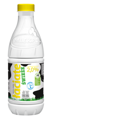 Mleko Łaciate 2% szt