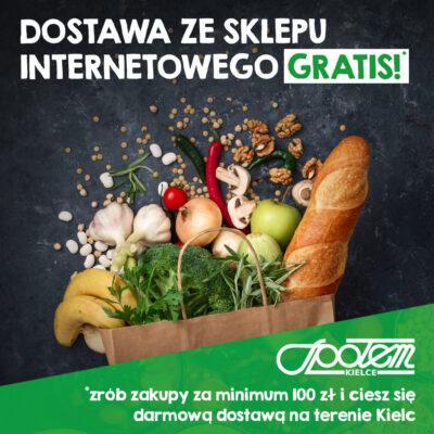 Darmowa dostawa w eSklepie od 100 zł