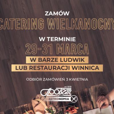 Wielkanocny CATERING od Społem Kielce Gastronomia!