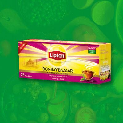 Herbata ex. Lipton Bombaj 25 TB